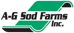 AG Sod Farms logo