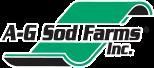AG Sod Farms logo