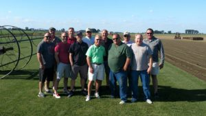 263 Years of experience - the AG Sod team