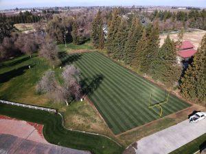 Community Sports Field, Kingsburg, California