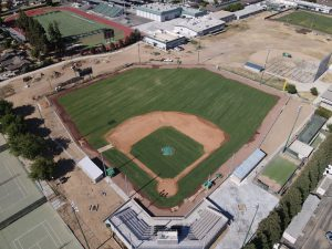 Reedley High School baseball filed